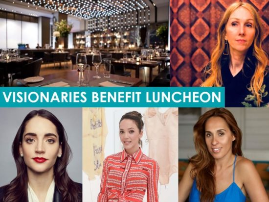 Visionaries Luncheon