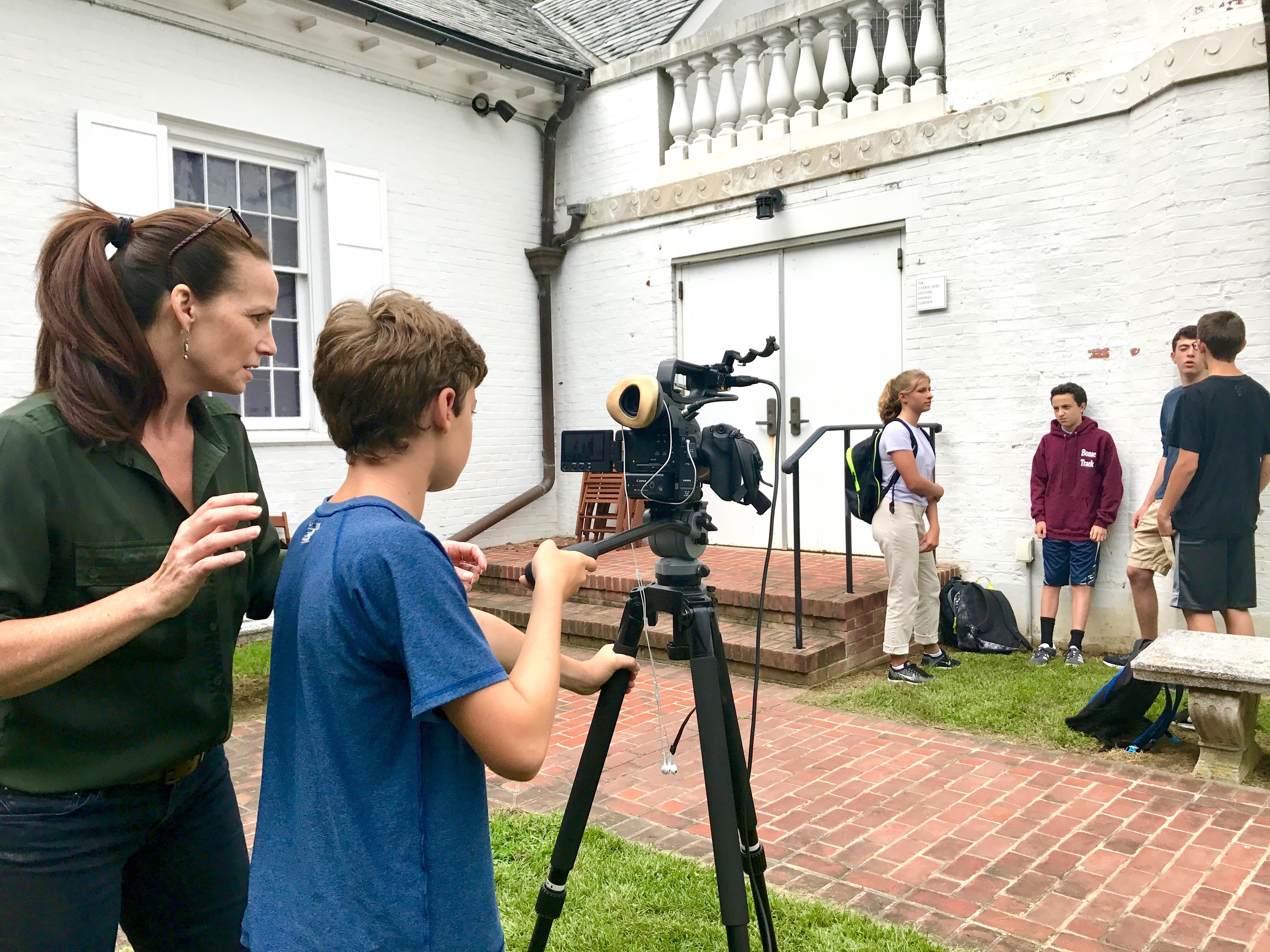 Intermediate Filmmaking Workshop - Guild Hall