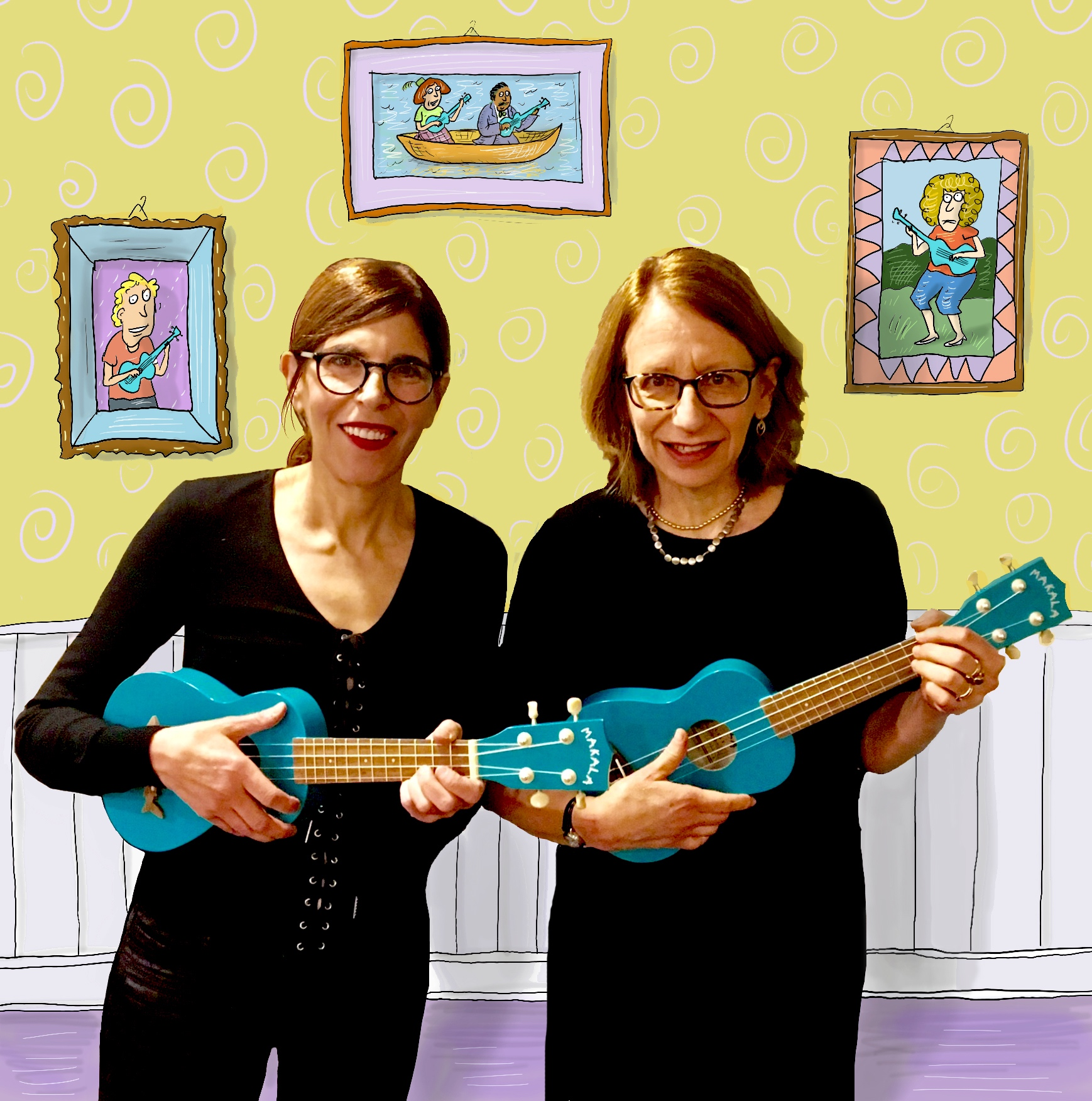 Roz Chast And Patty Marx's Ukelear Meltdown